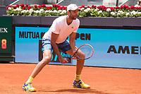 Croatian Ivo Karlović during Mutua Madrid Open Tennis 2017 at Caja Magica in Madrid, May 09, 2017. Spain.<br /> (ALTERPHOTOS/BorjaB.Hojas)