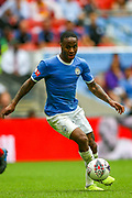 Manchester City midfielder Raheem Sterling (7) during the FA Community Shield match between Manchester City and Liverpool at Wembley Stadium, London, England on 4 August 2019.