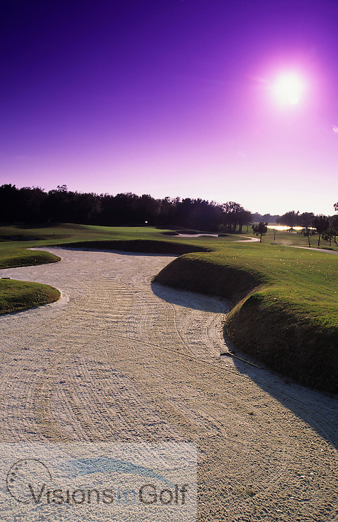River Wilderness GC, Florida, USA<br /> 15th <br /> Photo Credit: Charles Briscoe-Knight / visionsIngolf.com