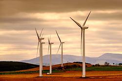 Wind Turbines in West Lothian, Scotland<br /> <br /> (c) Andrew Wilson | Edinburgh Elite media