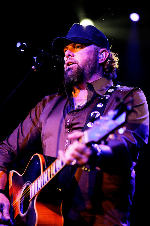 NEW YORK - JUNE 17:  Musician Toby Keith performs in concert at Irving Plaza on June 17, 2010 in New York City.  (Photo by Joe Kohen/WireImage for New York Post) *** Local Caption *** Toby Keith
