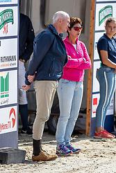 SCHMIDT Hubertus (GER), THEODORESKU Monika (Bundestrainer Dressur)<br /> Münster - Turnier der Sieger 2019<br /> PRIZE OF KAPPEL HIBERNIA GmbH & Co.KG<br /> Grand Prix de Dressage <br />  Wertung zu MEGGLE Champion of Honour <br /> 01. August 2019<br /> © www.sportfotos-lafrentz.de/Stefan Lafrentz