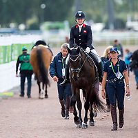 Para Dressage Team Test Grade II