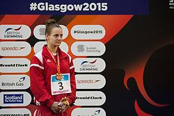 JABLONSKA Oliwia POL at 2015 IPC Swimming World Championships -  Women's 400m Freestyle S10