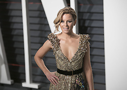 February 26, 2017 - Beverly Hills, California, U.S - Elizabeth Banks on the red carpet at the 2017 Vanity Fair Oscar Party held at the Wallis Annenberg Center in Beverly Hills, California, Sunday February 26, 2017. (Credit Image: © Prensa Internacional via ZUMA Wire)