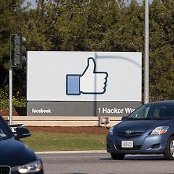 Facebook Sign