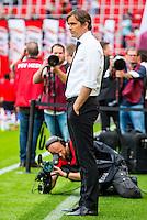 EINDHOVEN - 14-08-2016, PSV - AZ, Philips Stadion, 1-0, PSV trainer coach Phillip Cocu