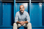July 22, 2016; Sparks Glencoe, MD, USA; US Lacrosse CEO Steve Stenersen poses for portraits at US Lacrosse's new headquarters and Hall of Fame site in Sparks Glencoe, MD. <br /> <br /> Credit:<br /> Brian Schneider-www.ebrianschneider.com<br /> Instagram - @ebrianschneider<br /> Twitter - @brian_schneider<br /> Facebook - @ebrianschneider