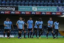 Theo Robinson of Southend United celebrates scoring to make it 2-1 - Mandatory by-line: Arron Gent/JMP - 24/07/2019 - FOOTBALL - Roots Hall - Southend-on-Sea, England - Southend United v Millwall - pre season friendly