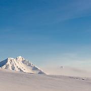 Mt. Hornklofi, Tindfjöll, Iceland.