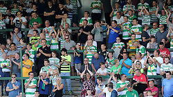 General crowd image - Photo mandatory by-line: Harry Trump/JMP - Mobile: 07966 386802 - 22/08/15 - SPORT - FOOTBALL - Sky Bet League Two - Yeovil Town v Luton Town - Huish Park, Yeovil, England.