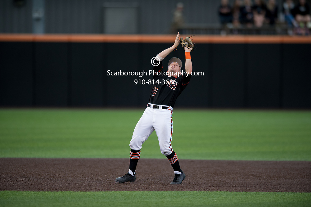 2018 Campbell University Baseball vs Miami (Ohio) Photo By Bennett Scarborough