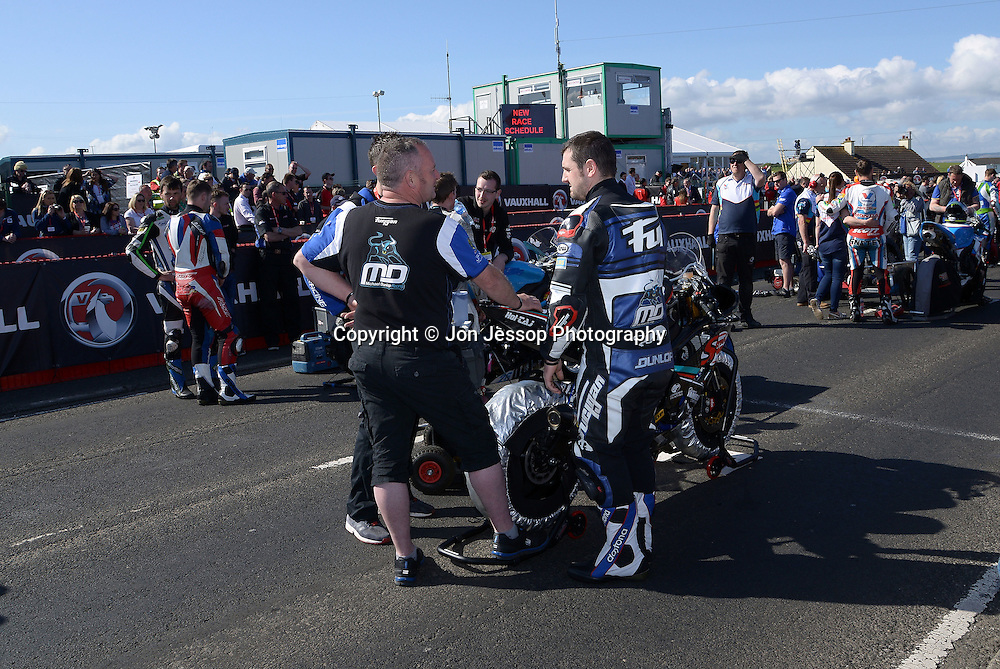 #3 Michael Dunlop Ballymoney Yamaha