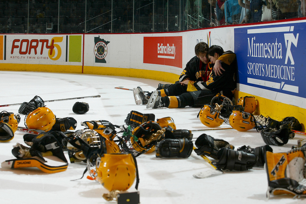 MN State Hockey 2006..Class A Championship
