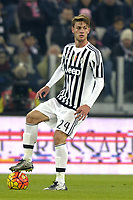 Daniele Rugani Juventus,<br /> Torino 16-12-2015, Juventus Stadium, Football Calcio 2015/2016 Coppa Italia, derby, Juventus - Torino, Foto Filippo Alfero/Insidefoto
