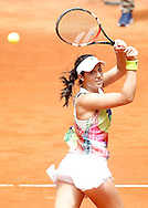 Louisa Chirico during the Madrid Open at Manzanares Park Tennis Centre, Madrid<br /> Picture by EXPA Pictures/Focus Images Ltd 07814482222<br /> 05/05/2016<br /> ***UK & IRELAND ONLY***<br /> EXPA-ESP-160505-0072.jpg