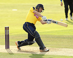 Hampshire's James Adams - Photo mandatory by-line: Robbie Stephenson/JMP - Mobile: 07966 386802 - 19/06/2015 - SPORT - Cricket - Southampton - The Ageas Bowl - Hampshire v Sussex - Natwest T20 Blast