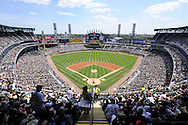 CHICAGO - JUNE 03:  A general view of U.S. Cellular Field as the Chicago White Sox play the Seattle Mariners on June 3, 2012 at U.S. Cellular Field in Chicago, Illinois.  (Photo by Ron Vesely)