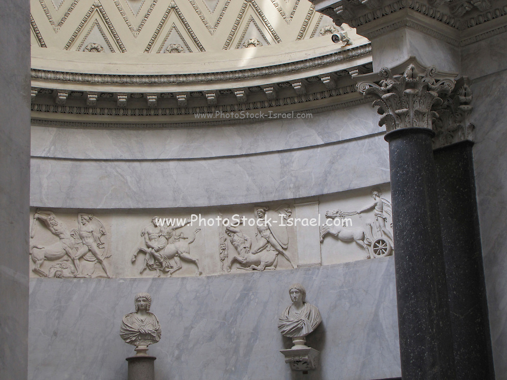 Italy, Rome, The Vatican Museum
