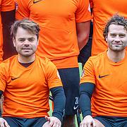 NLD/Zeist/20191123 - Voetbal selectiedag Nederlandse artiesten, Roel van Velzen en Sacha Visser