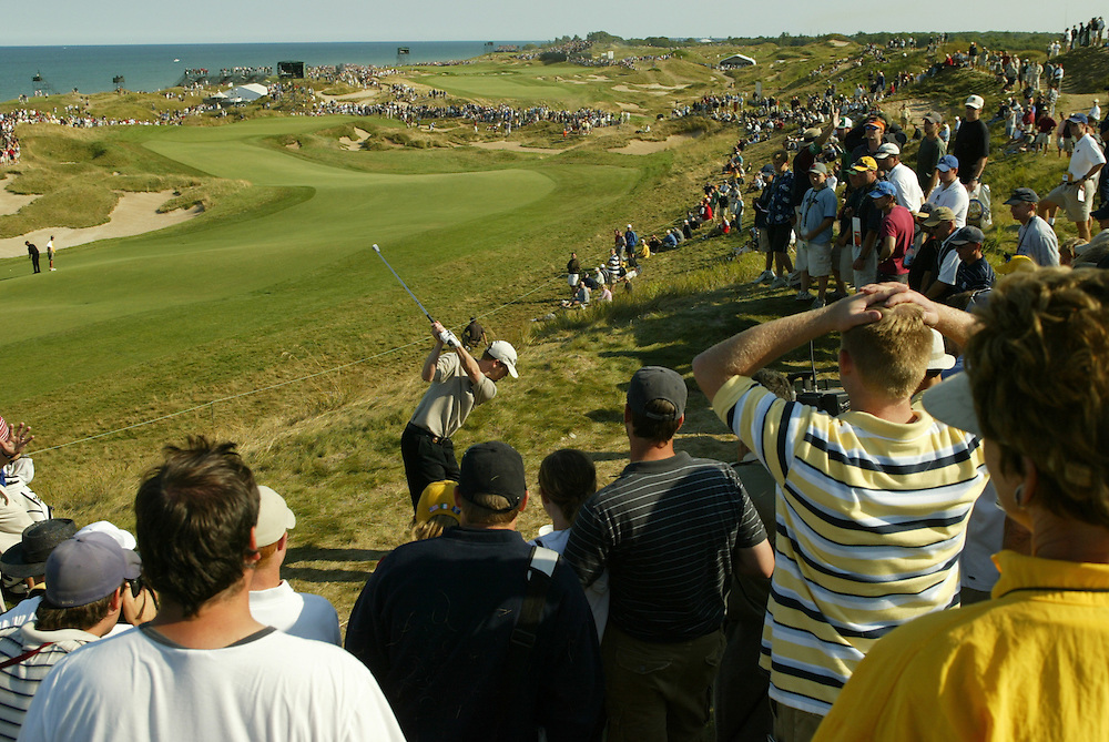 Chris Riley..2004 PGA Championship.Final Round.Whistling Straits.Haven, WI.Sunday, August 15 2004..photograph by Darren Carroll
