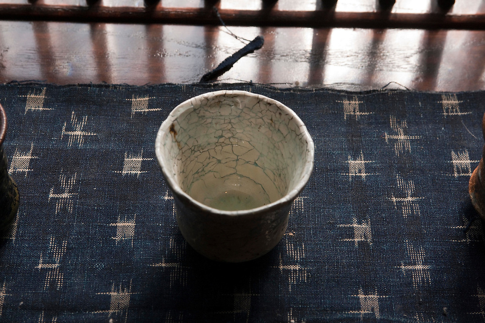 Kartsu Modern Karatsu ware from a independent kiln