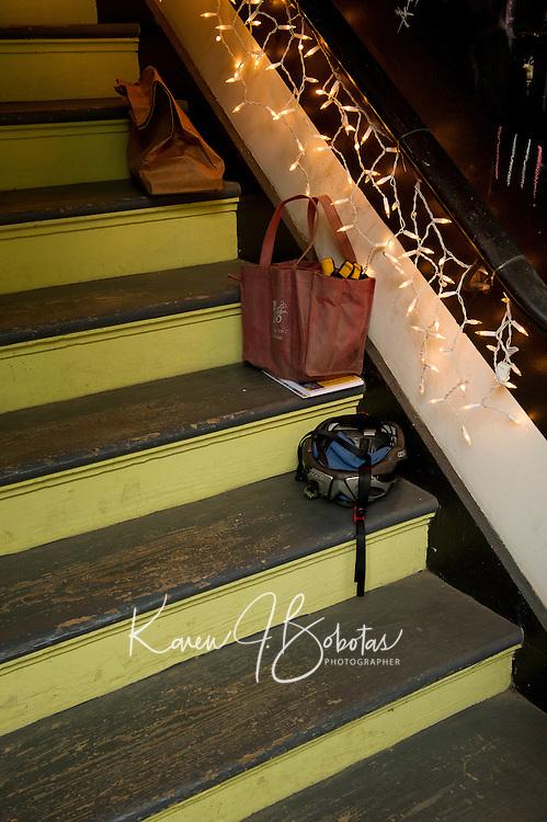 Jay Maisel Light, Gesture and Color Workshop at Maine Media in Rockport, Maine.  ©2014 Karen Bobotas Photographer