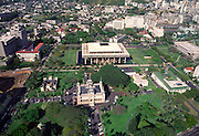 Hawaii State Capitol Bldg., Honolulu, Hawaii<br />