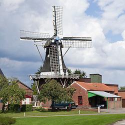 Molens in Groningen
