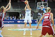 DESCRIZIONE : Riga Latvia Lettonia Eurobasket Women 2009 Semifinal 5th-8th Place Italia Lettonia Italy Latvia<br /> GIOCATORE : Laura Macchi<br /> SQUADRA : Italia Italy<br /> EVENTO : Eurobasket Women 2009 Campionati Europei Donne 2009 <br /> GARA : Italia Lettonia Italy Latvia<br /> DATA : 19/06/2009 <br /> CATEGORIA : tiro<br /> SPORT : Pallacanestro <br /> AUTORE : Agenzia Ciamillo-Castoria/M.Marchi<br /> Galleria : Eurobasket Women 2009 <br /> Fotonotizia : Riga Latvia Lettonia Eurobasket Women 2009 Semifinal 5th-8th Place Italia Lettonia Italy Latvia<br /> Predefinita :