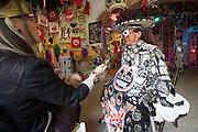 """54th Biennale of Venice..ILLUMInazioni - ILLUMInations.Hong Kong exhibition..Kwok Mang-Ho (a.k.a. Frog King), """"FROGTOPIA HONGKORNUCOPIA"""", 2011."""