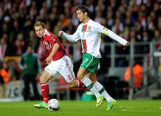 20111011 Danmark - Portugal DBU Fodboldlandskamp EM Kvalifikation
