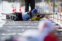 HAUCH Max, GER, Biathlon Pursuit, 2015 IPC Nordic and Biathlon World Cup Finals, Surnadal, Norway