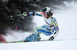19/12/2010 ALPINE SKI WORLD CUP VAL GARDENA 2010 FIS SKI WELT CUP. .KUERNER Miha of Slovenia .© Photo Pierre Teyssot / Sportida.com.