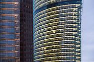 Germany. Berlin. Potsdamer square  / Potsdamer place.  la Sony Tower,  architecte Helmut Jahn. .  Berlin - Allemagne / BERLIN172
