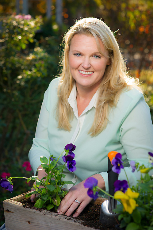 Casey Hentges Assistant Extension Specialist and Host of the Oklahoma Gardening Television show airing on the Oklahoma PBS Network.