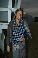 BRAWLEY NOLTE  AT WESTWARD BEACH MALIBU CALIFORNIA.8.12.08.PIX STEVE BUTLER EXCLUSIVE
