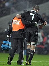 Hamilton-Rugby, New Zealand v Argentina, September 07