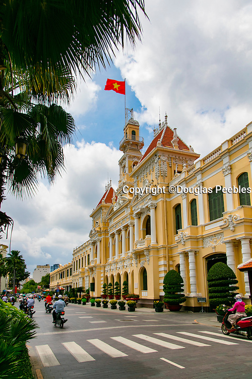 People's Committee Building, Saigon, Vietnam