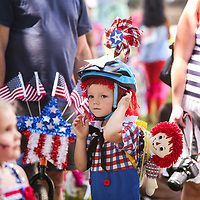 2017 Norwood 4th of July Kids Parade