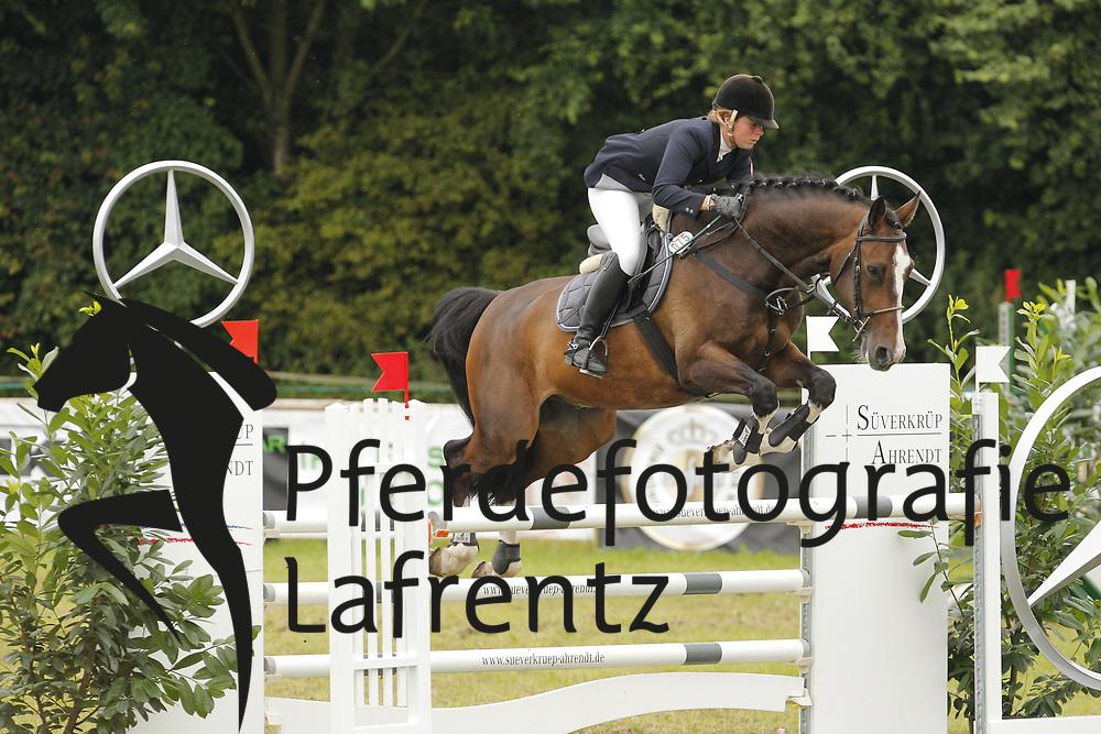 Reimers, Ina, Asterex<br /> Eutin - Dressur- und Springturnier<br /> © www.sportfotos-lafrentz.de/Stefan Lafrentz