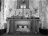 1956 - Carmelite Church, Whitefriar Steet, Dublin, Ireland.