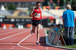 CHENTOUF El Amin, MAR, 10000m, T12, 2013 IPC Athletics World Championships, Lyon, France