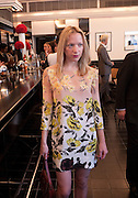 NATHALIE PRESS, The launch of the Belvedere Bloody Mary Brunch to London's Caprice. Le Caprice. Arlington st. London. 7 April 2011.  -DO NOT ARCHIVE-© Copyright Photograph by Dafydd Jones. 248 Clapham Rd. London SW9 0PZ. Tel 0207 820 0771. www.dafjones.com.