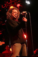 Robert Plant formerly of Led Zeppelin performing at The Austin Music Hall with members of his band during SXSW South by Southwest 2005 on March 16, 2005. ..