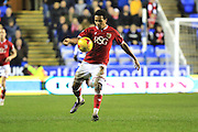 Bristol City midfielder Korey Smith during the Sky Bet Championship match between Reading and Bristol City at the Madejski Stadium, Reading, England on 2 January 2016. Photo by Jemma Phillips.