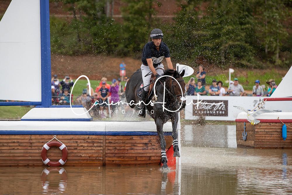 Price Tim, NZL, Cekatina<br /> World Equestrian Games - Tryon 2018<br /> © Hippo Foto - Dirk Caremans<br /> 15/09/2018