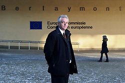 Manfred Bergmann, the European Commission's Directorate General for Taxation and Customs Union, at the Berlaymont building, headquarters of the European Commission, in Brussels, on Monday, Feb. 6, 2012. (Photo © Jock Fistick)