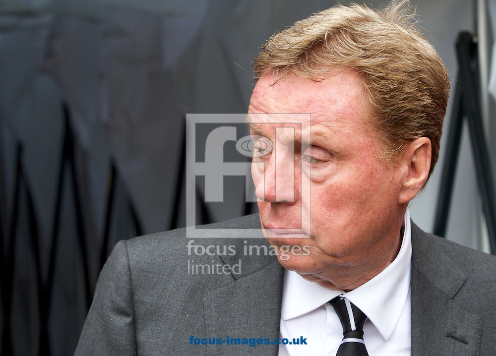 Harry Redknapp  football advisor to Derby County before the Sky Bet Championship match at The Valley, London<br /> Picture by Alan Stanford/Focus Images Ltd +44 7915 056117<br /> 16/04/2016