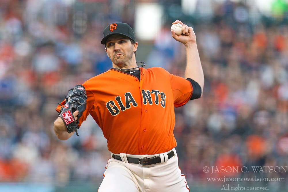 SAN FRANCISCO, CA - MAY 03:  Barry Zito #75 of the San Francisco Giants pitches against the Los Angeles Dodgers during the first inning at AT&T Park on May 3, 2013 in San Francisco, California. (Photo by Jason O. Watson/Getty Images) *** Local Caption *** Barry Zito